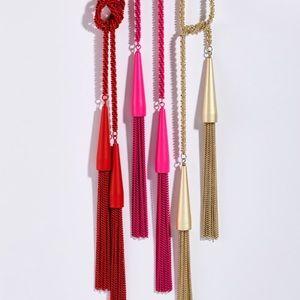 Kendra Scott Phaedra lariat necklace